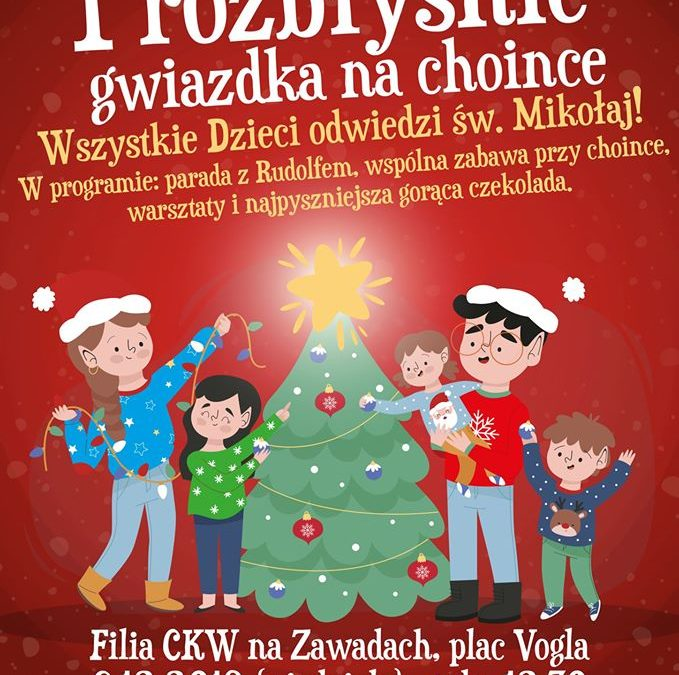 Mikołajki na @Plac Vogla