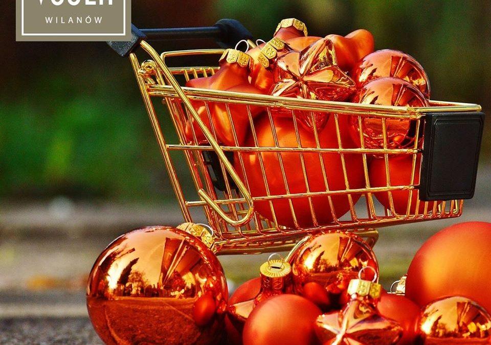 Zakupy przed Świętami